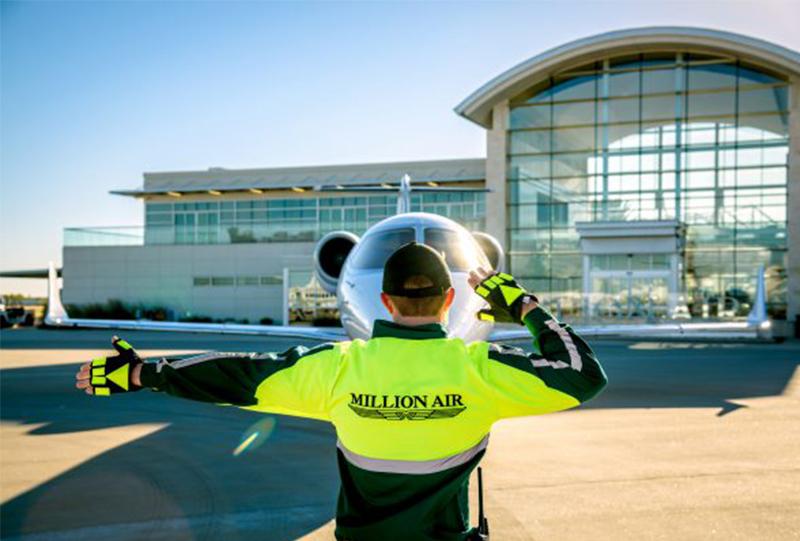 Million Air – Experience  Million Air